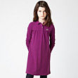 Long sleeved polo dress