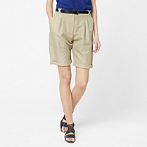 Lacoste Turn-up Bermudas Women