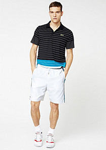 Lacoste Andy Roddick multi-colour shorts Men