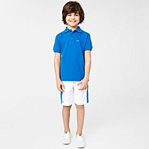 Lacoste Andy Roddick multi-colour shorts Boy