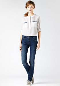Lacoste Slim fit Jeans Women