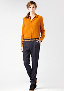 Lacoste Tapered trousers Women