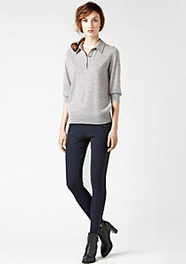 Lacoste Plain leggings Women