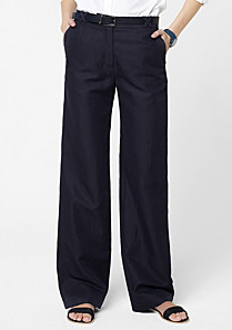 Lacoste Flared cut trousers Women