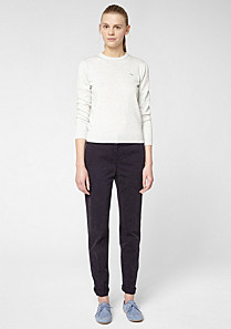 Lacoste Live chino trousers Women