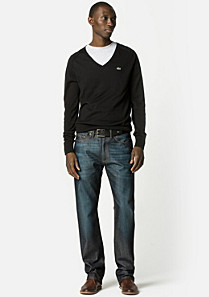 Lacoste Classic fit jeans Men