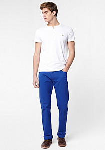 Lacoste Regular fit Hose Herren