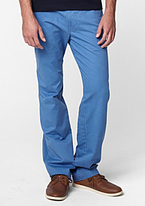 Lacoste Classic fit tapered trousers Men