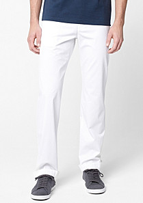 Lacoste Straight cut trousers Men