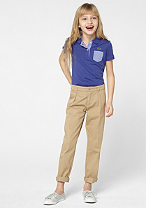 Lacoste Chino trousers gender.gir
