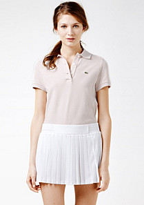 Lacoste Pleated Tennis miniskirt Women