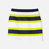 Lacoste Striped skirt Women