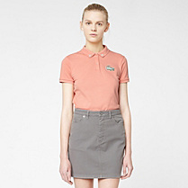 Lacoste Live denim skirt Women