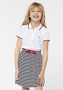 Lacoste Striped skirt gender.gir