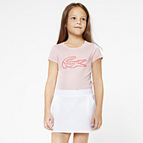 Lacoste Skirt with elasticated waist gender.gir