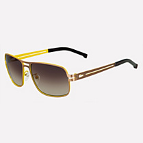 Lacoste Color Block sunglasses Men