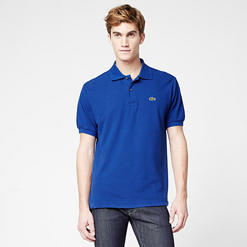 Original L.12.12 Plain Polo