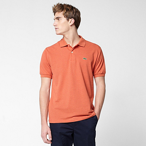 L.12.12 Original mottled polo