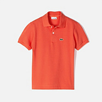 Lacoste Plain Classic fit polo Boy