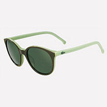 Lacoste Color Block sunglasses Women
