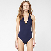 Lacoste Plain swimsuit Women