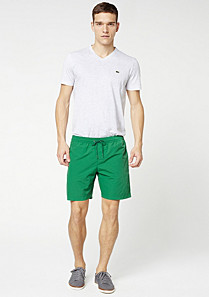 Lacoste Patterned swimsuit Men
