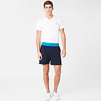 Lacoste Two-tone swimsuit Men