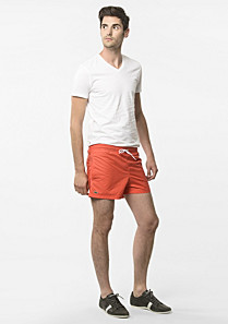 Lacoste Plain swimsuit Men