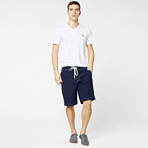 Lacoste Long swim shorts Men