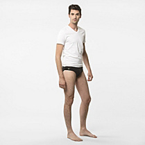 Lacoste Plain swim shorts Men