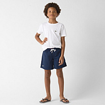 Lacoste Patterned swimsuit Boy