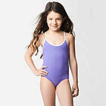 Lacoste Two-tone swimsuit gender.gir