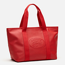 Lacoste New Classic large shopping bag Women