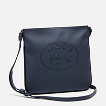 Lacoste New Classic large shoulder bag Women