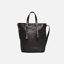 Lacoste Amelia leather tote Women