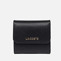 Lacoste Institutionnelle leather wallet Women