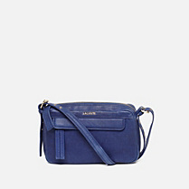 Lacoste Amelia leather handbag Women