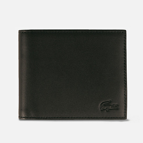 Fitzgerald large leather wallet