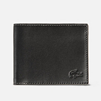 Lacoste Fitzgerald small leather wallet Men
