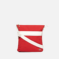 Lacoste Live flat satchel Men