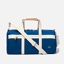 Lacoste Live roll bag Men