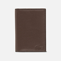 Lacoste Fitzgerald leather wallet Men