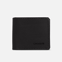 Lacoste Andrew large leather wallet Men