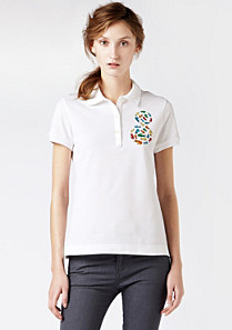 Campanas Stretch Lacoste polo Women