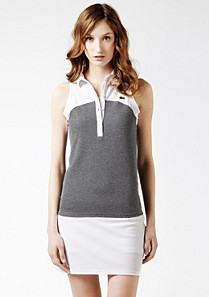 Lacoste sleeveless Sport Tennis polo Women