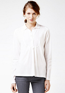 Lacoste Top long sleeve polo Women