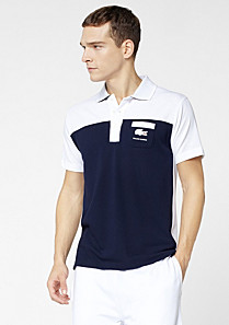 NAVY BLUE/WHITE