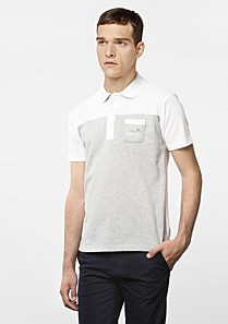 Roland Garros Sport Lacoste two-tone polo Men