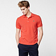 Slim fit plain Lacoste polo