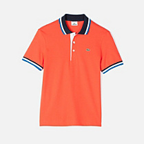 Lacoste Stretch fancy polo Men